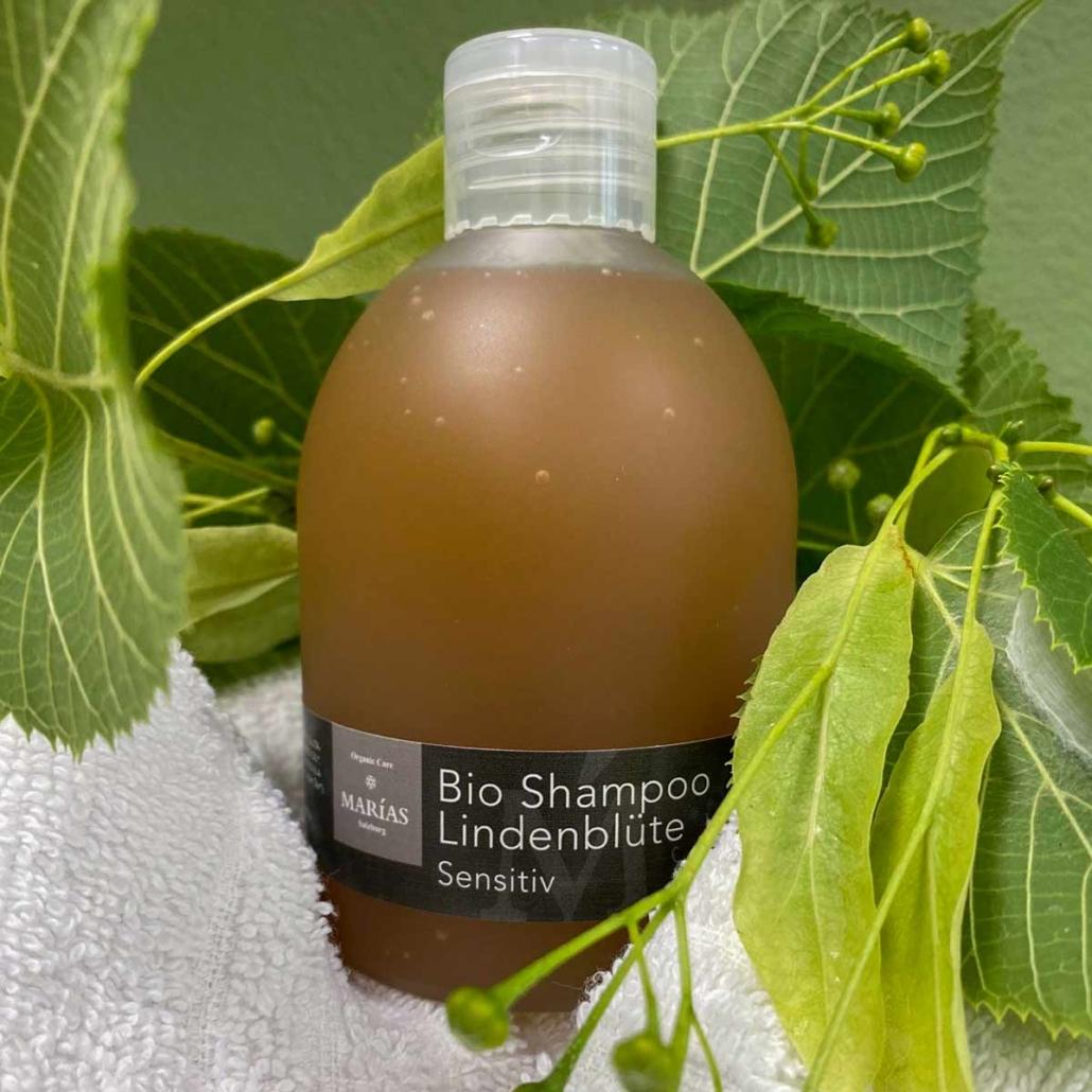 Bio Shampoo Lindenblüte